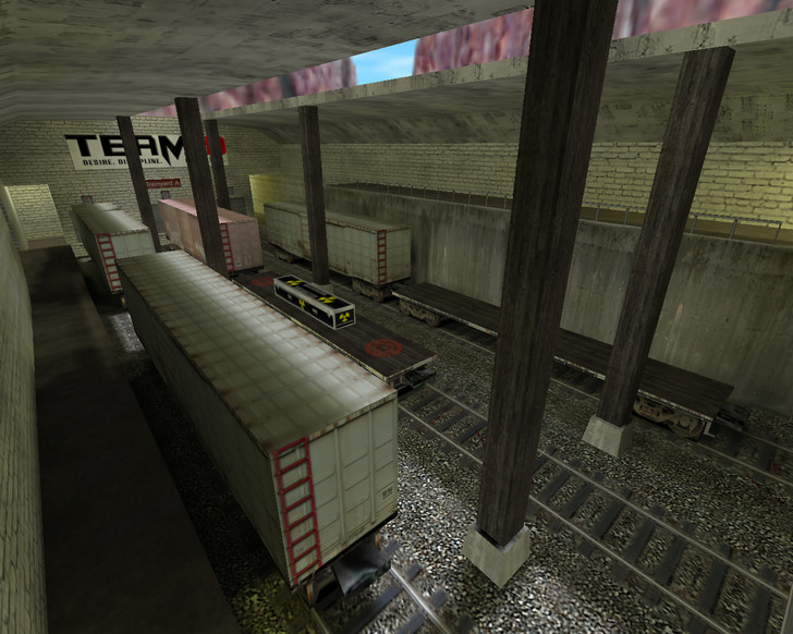 «3d_aim_train» для CS 1.6