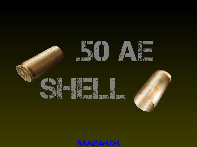 «.50 AE Shell» для CS 1.6