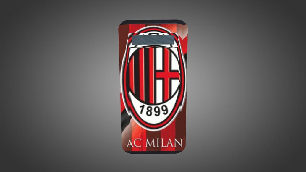 «AC Milan Shield» для CS 1.6