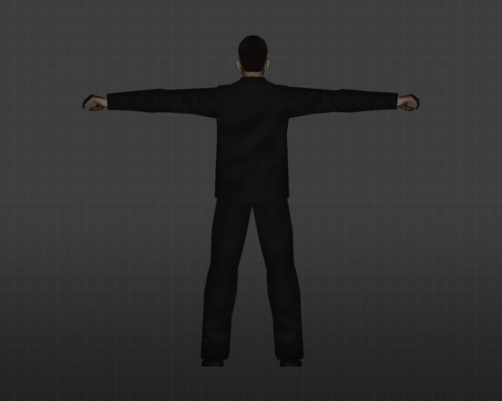 «Агент Смит» для CS 1.6
