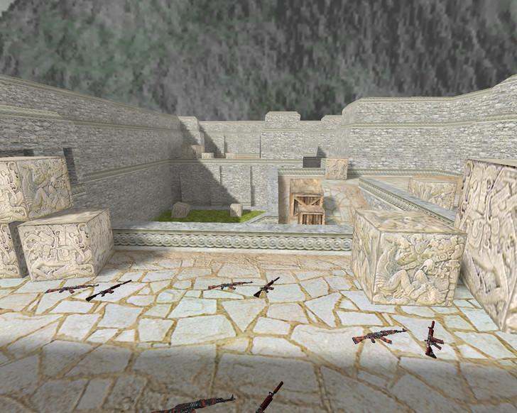 «aim_aztec» для CS 1.6