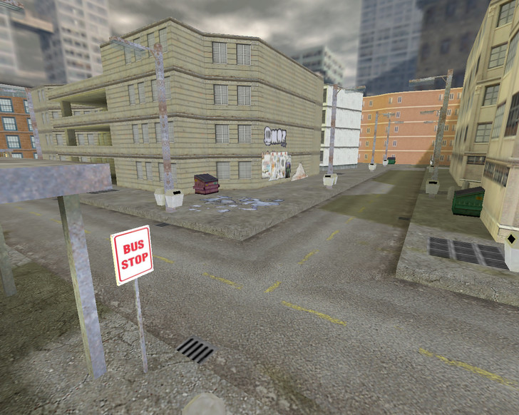 «aim_city» для CS 1.6
