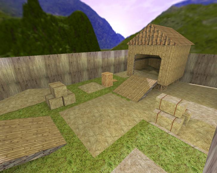 «aim_kuriatnik» для CS 1.6