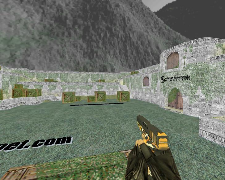 «aim_sk_glock» для CS 1.6