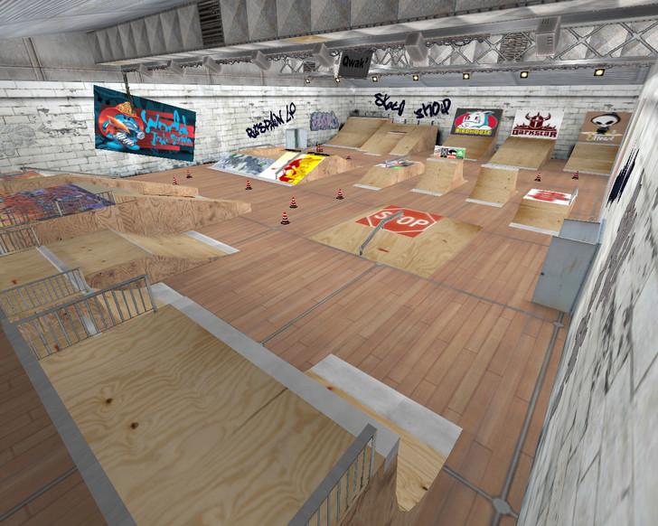«aim_skatepark_csz» для CS 1.6