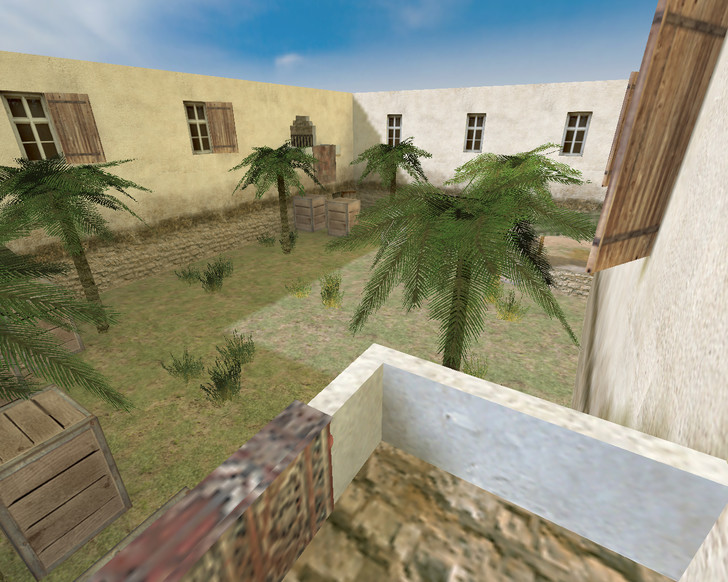 «aim_tuscan» для CS 1.6