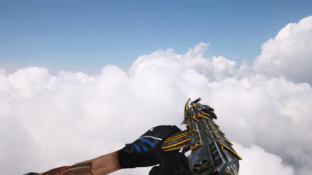 «AK-47 Beast» для CS 1.6