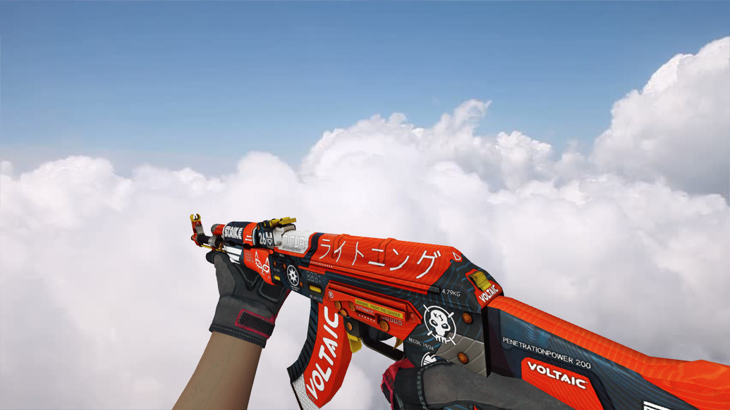 «AK-47 Bloodsport» для CS 1.6