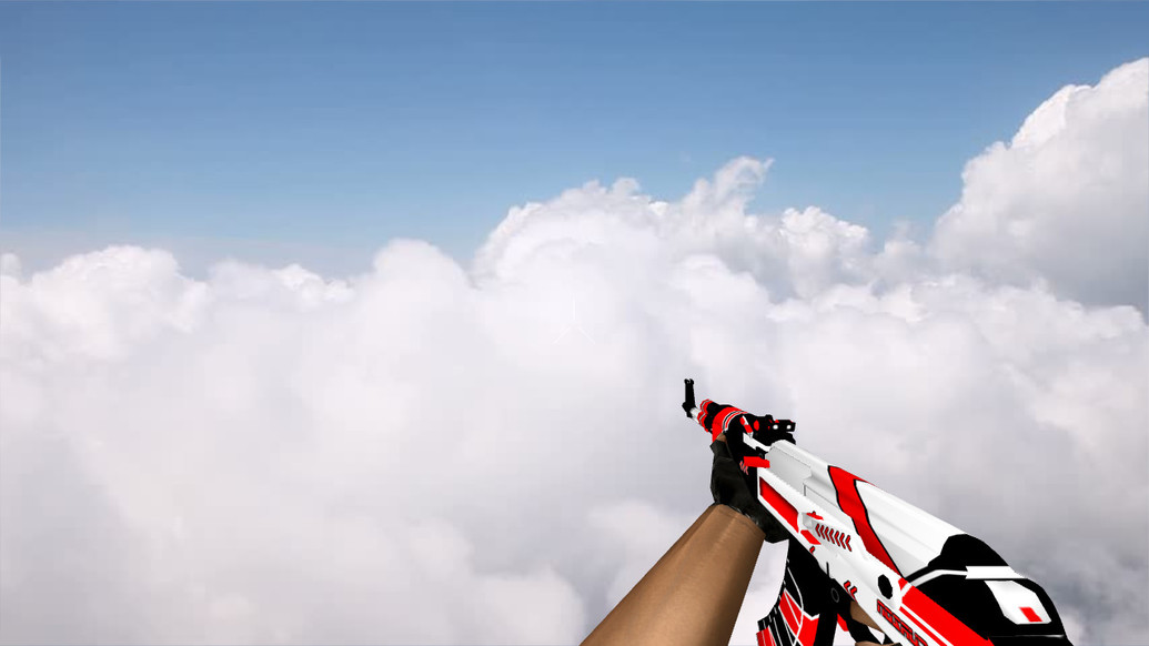 «AK-47 Curzon» для CS 1.6