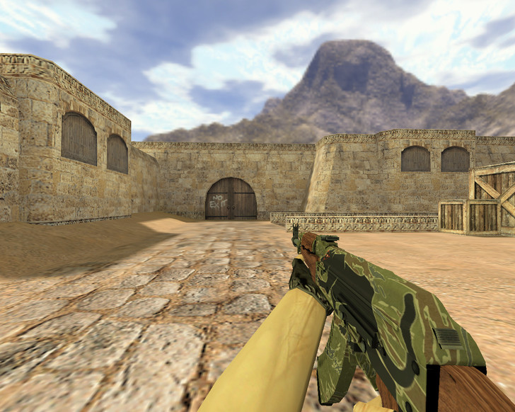«АК-47 Ягуар» для CS 1.6