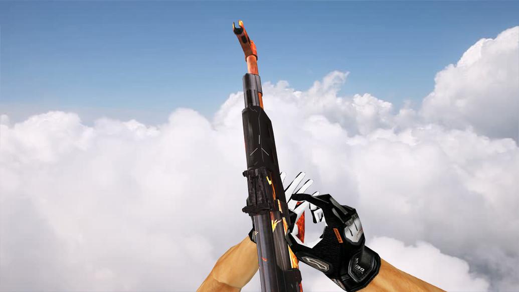 «AK-47 Phoenix» для CS 1.6