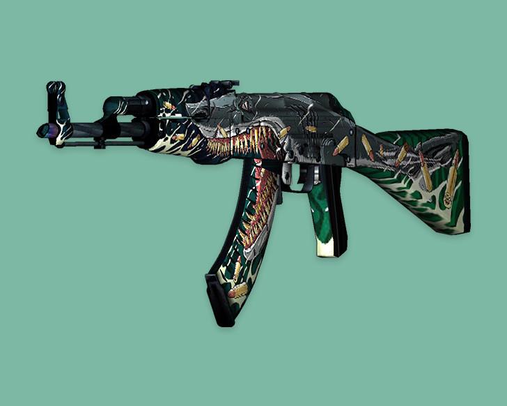 «АК-47 «Дикая акула»» для CS 1.6