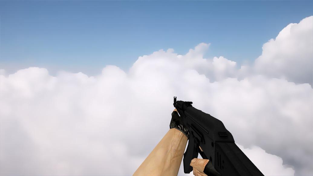 «AK-47 | Slate» для CS 1.6