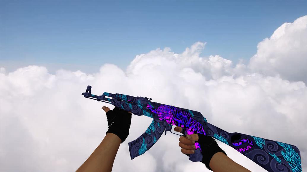 «AK-47 Tigerstrike» для CS 1.6