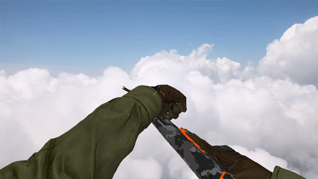 «AK-47 Vanquish» для CS 1.6