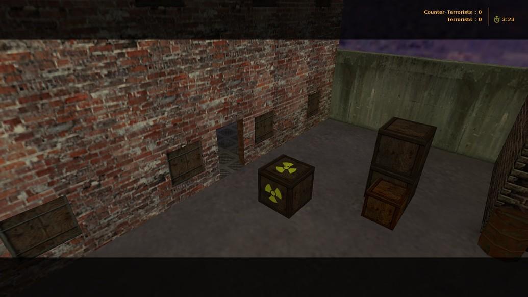 «alleyrush» для CS 1.6