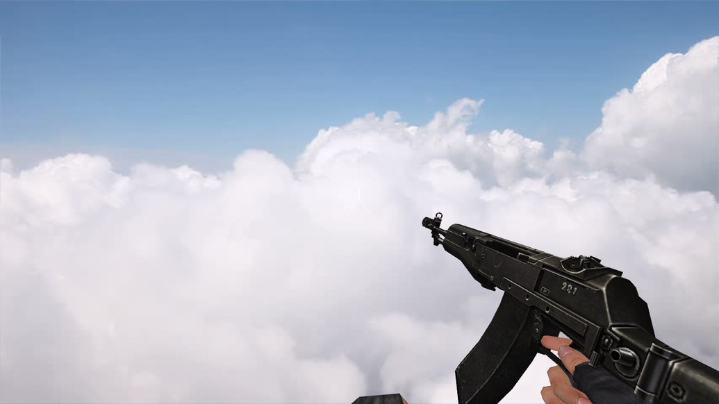 «AN-94 Default» для CS 1.6