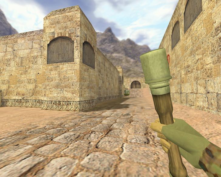 «Пак противотанковых гранат» для CS 1.6