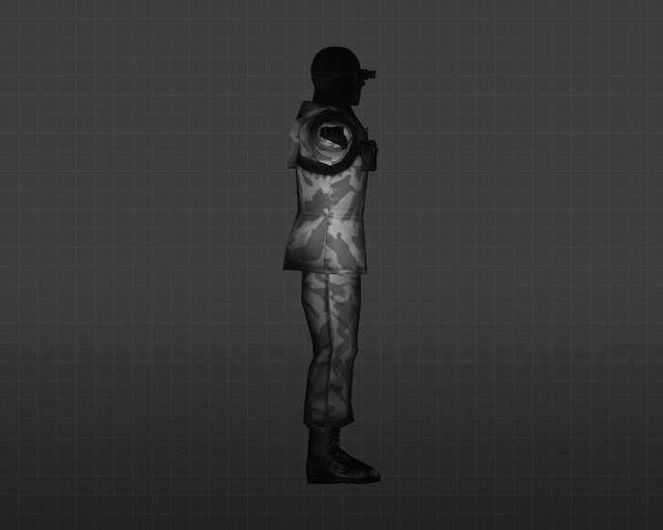 «Красноглазый» для CS 1.6