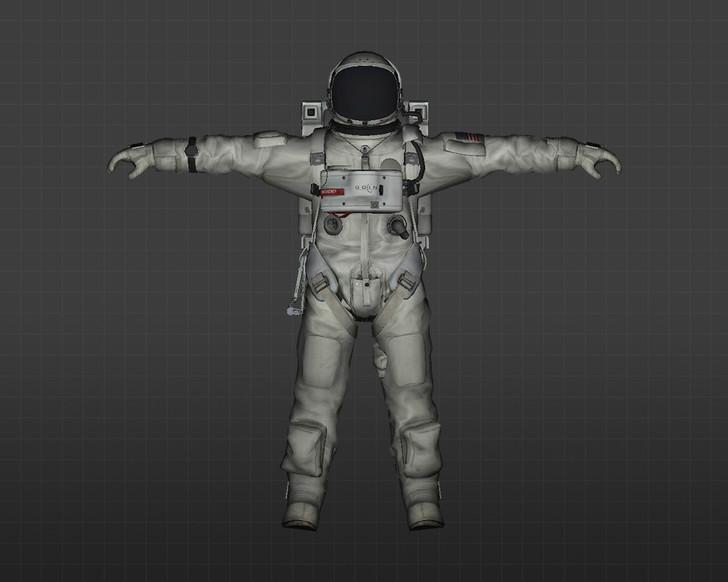 «Космонавт» для CS 1.6