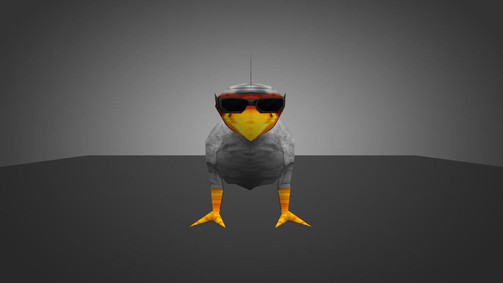 «Awesome Chicken» для CS 1.6