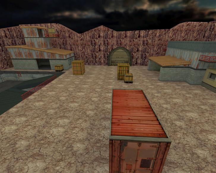 «awp_nuke» для CS 1.6