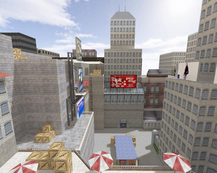 «awp_rooftops» для CS 1.6