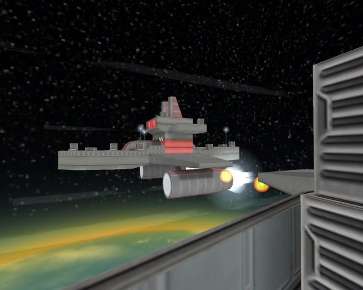 «awp_space_ships» для CS 1.6