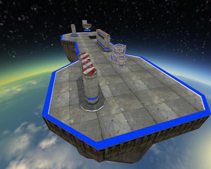 «awp_spacewar» для CS 1.6