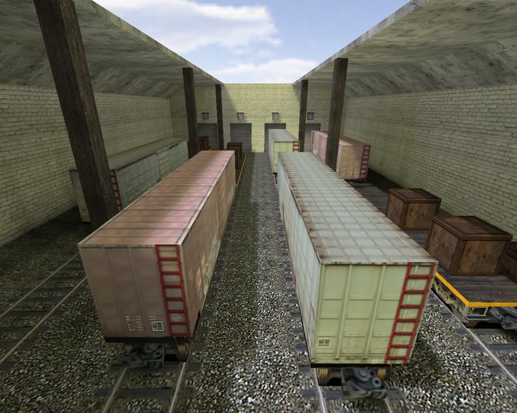 «awp_train» для CS 1.6