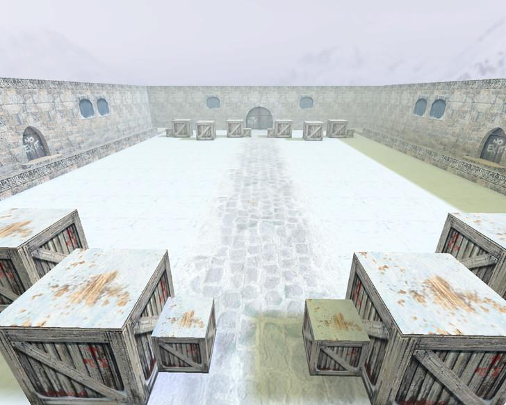 «awp_winterdust» для CS 1.6