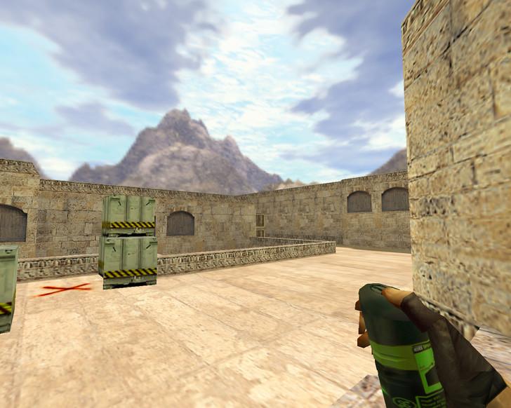 «Пак гранат Axe» для CS 1.6