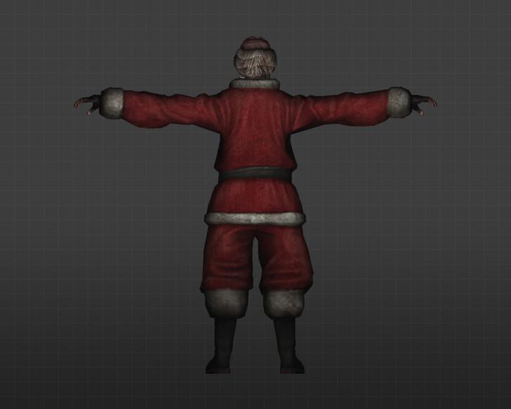 «Бомже-Санта» для CS 1.6