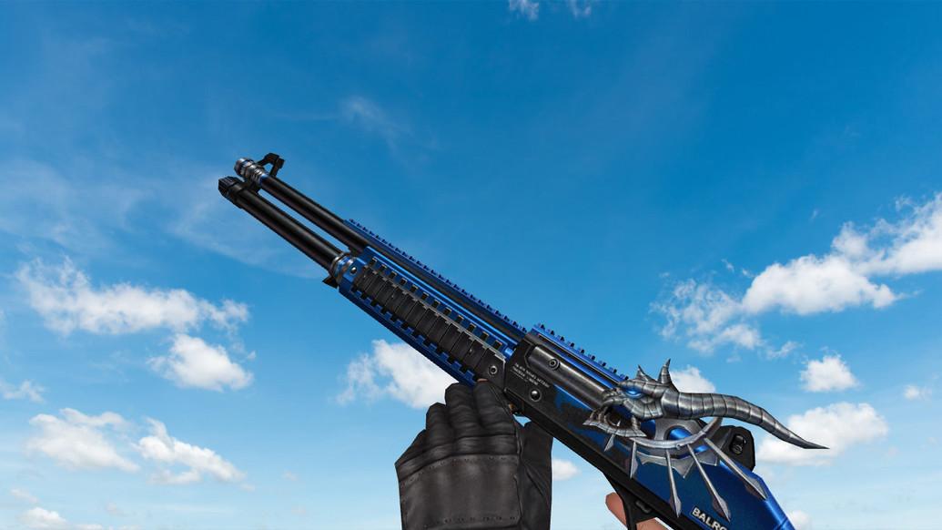 «Balrog XI Blue» для CS 1.6