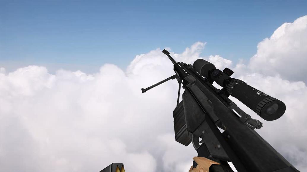 «Barret M82» для CS 1.6