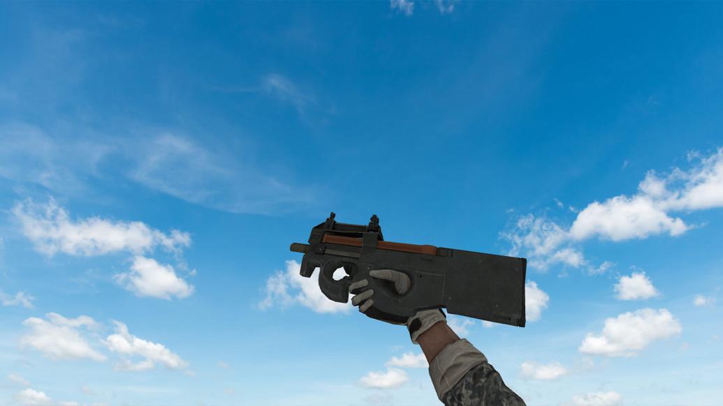 «Пак оружия BasildoomHD» для CS 1.6
