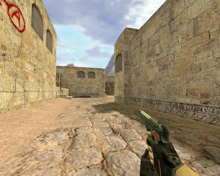 «Beretta M92F» для CS 1.6