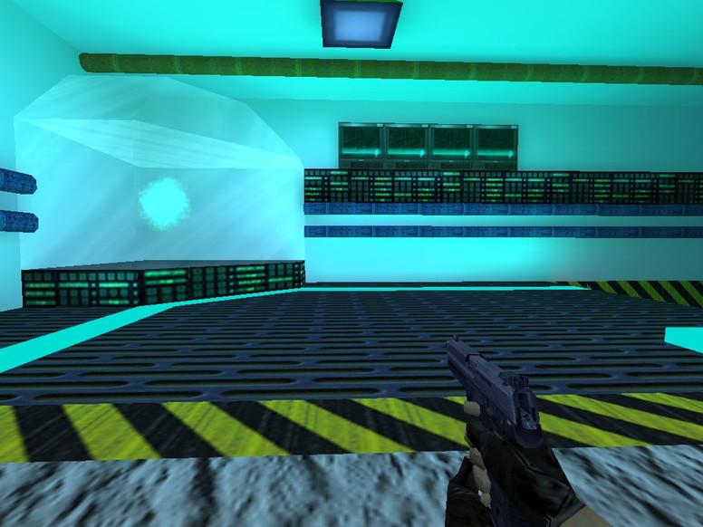 «bhop_space» для CS 1.6