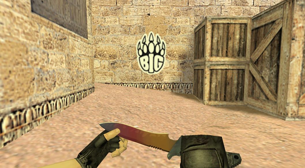 «BIG Logo» для CS 1.6