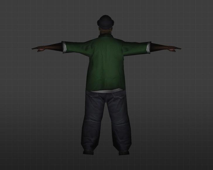 «Биг Смоук» для CS 1.6