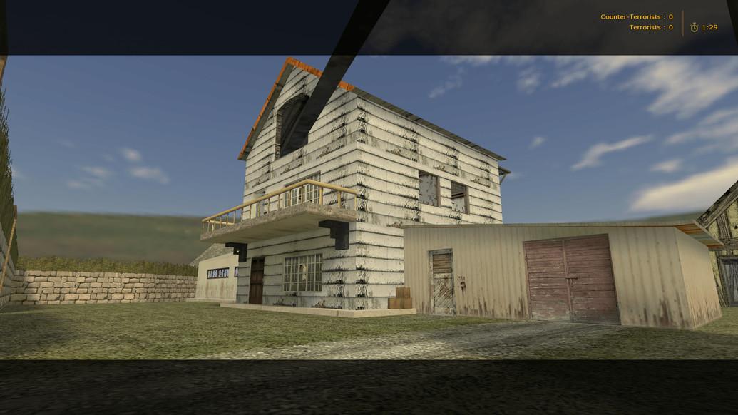 «bio_oldhouse» для CS 1.6