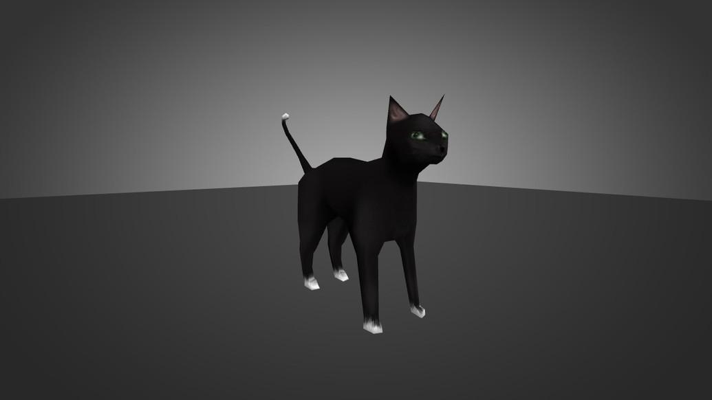 «Black Cat for Chicken» для CS 1.6