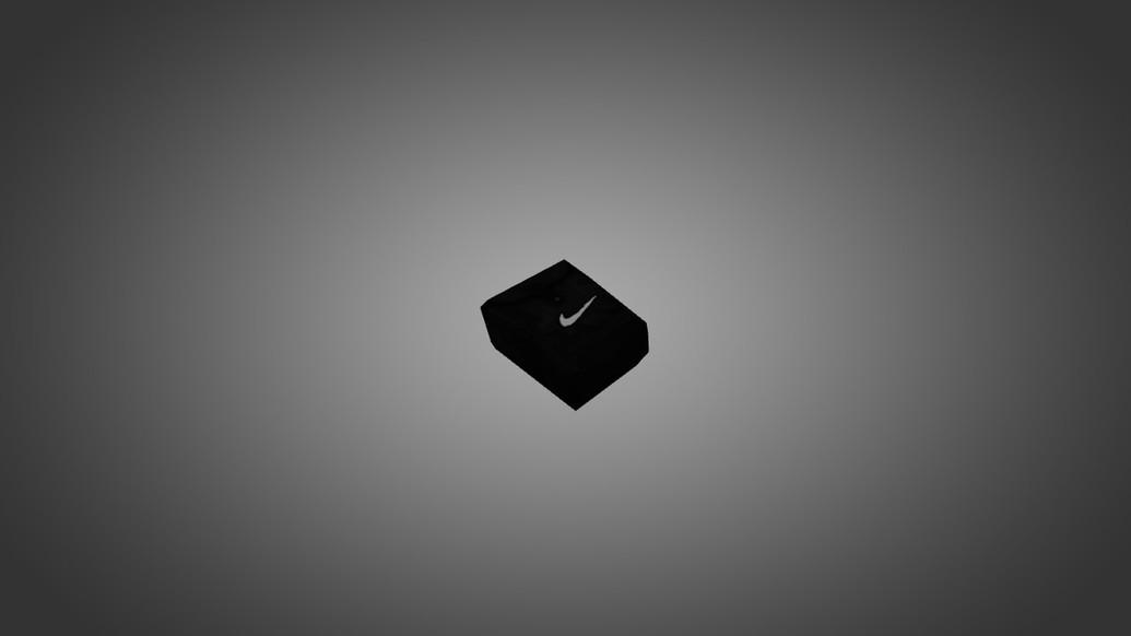 «Черный рюкзак Nike» для CS 1.6