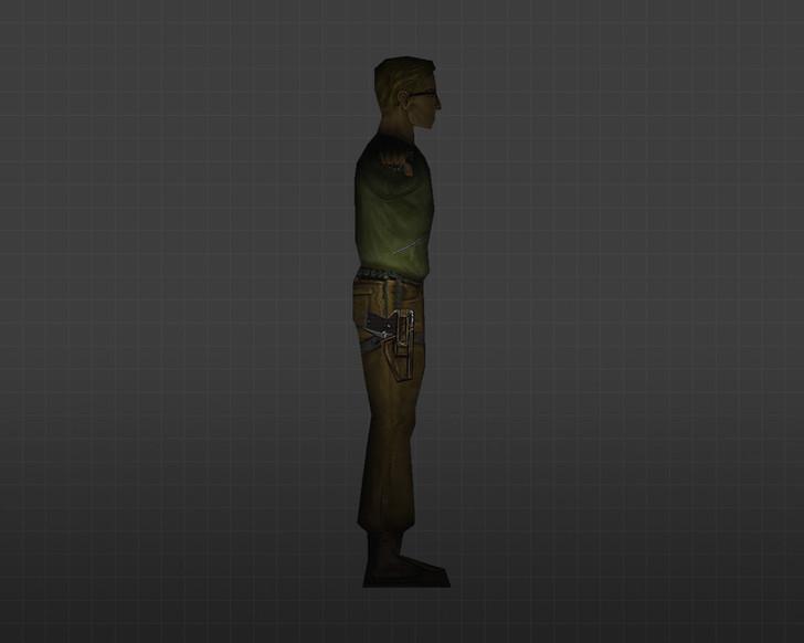 «Террорист-блондин» для CS 1.6