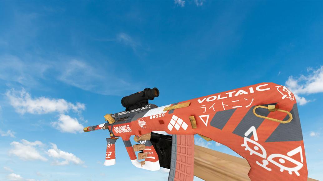 «Пак оружия «Кровавый спорт»» для CS 1.6