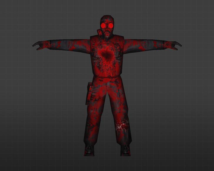 «Кровавый SAS» для CS 1.6