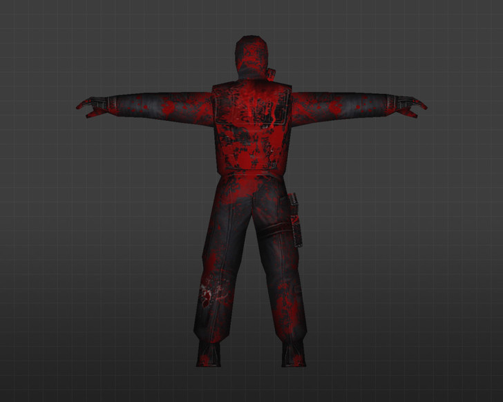 Кровавый SAS