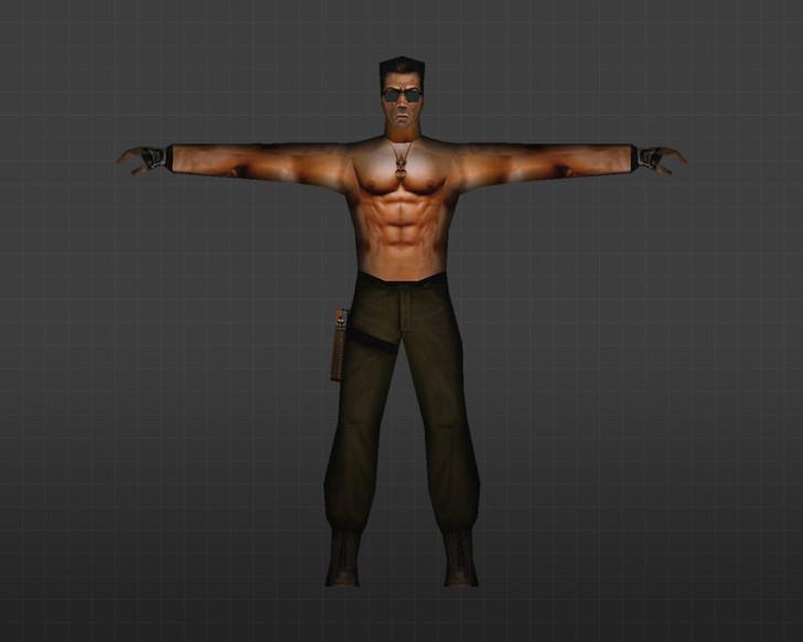 «Качок-бодибилдер» для CS 1.6