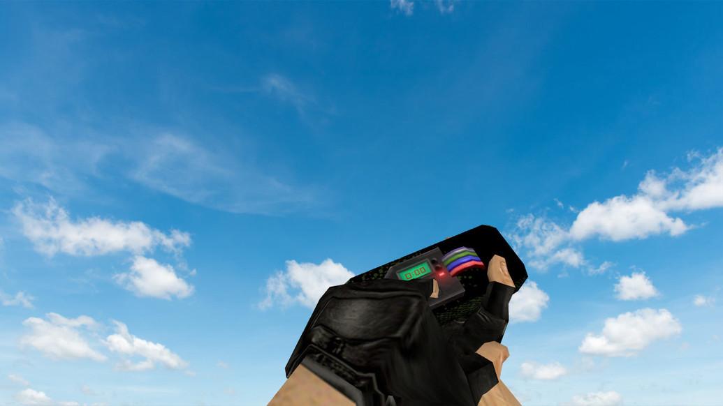 «Бомба «Черные джунгли»» для CS 1.6