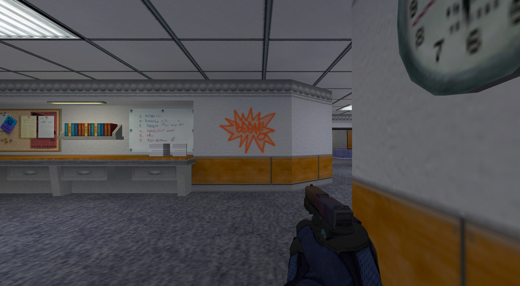 «БУМ» для CS 1.6